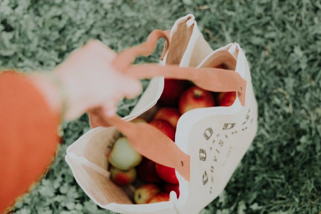 Make a reusable cup your bag staple