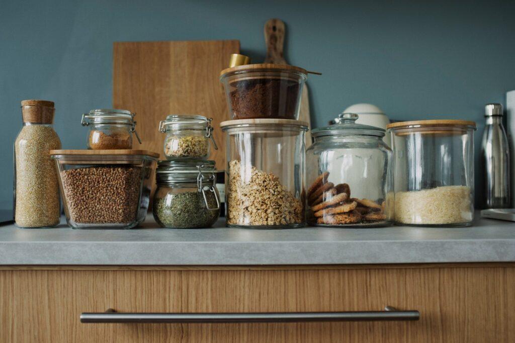Reusable jars